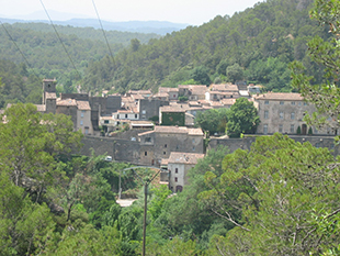 Området i Var Provence